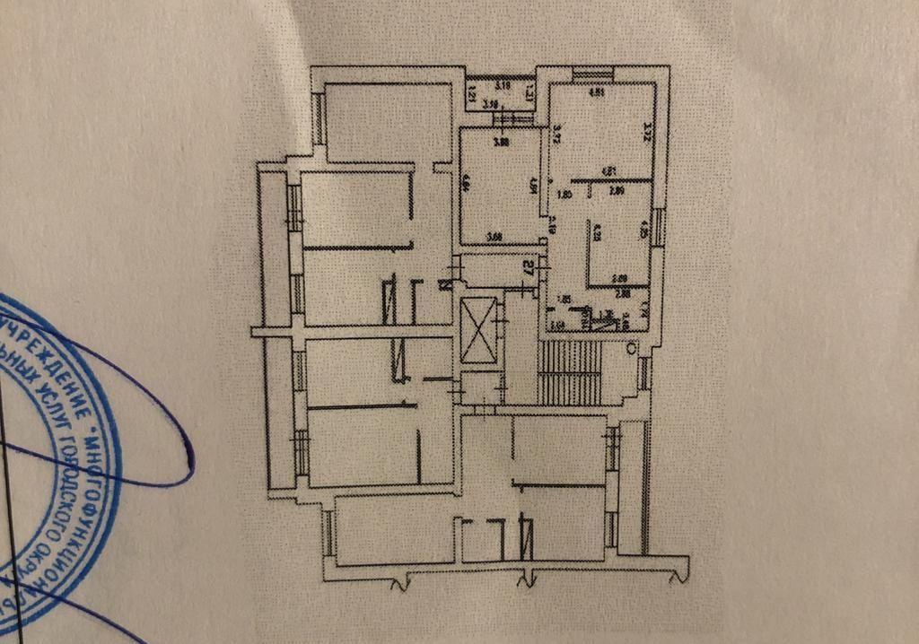 Аренда двухкомнатной квартиры Истра, Пролетарская улица 1, цена 30000 рублей, 2020 год объявление №1131334 на megabaz.ru