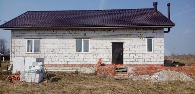 Продажа дома деревня Афанасово, Новая улица 4А, цена 4500000 рублей, 2021 год объявление №540917 на megabaz.ru