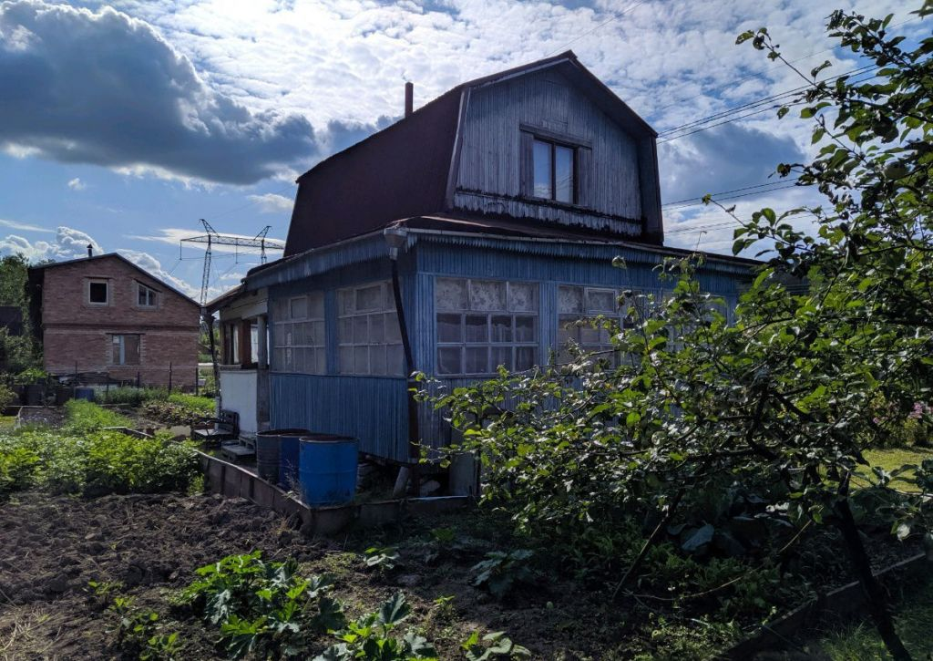 Продажа дома СНТ Заозёрный, цена 1200000 рублей, 2021 год объявление №464600 на megabaz.ru
