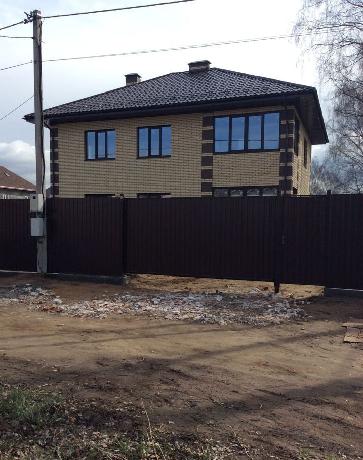 Продажа дома деревня Полушкино, цена 20000000 рублей, 2020 год объявление №449832 на megabaz.ru
