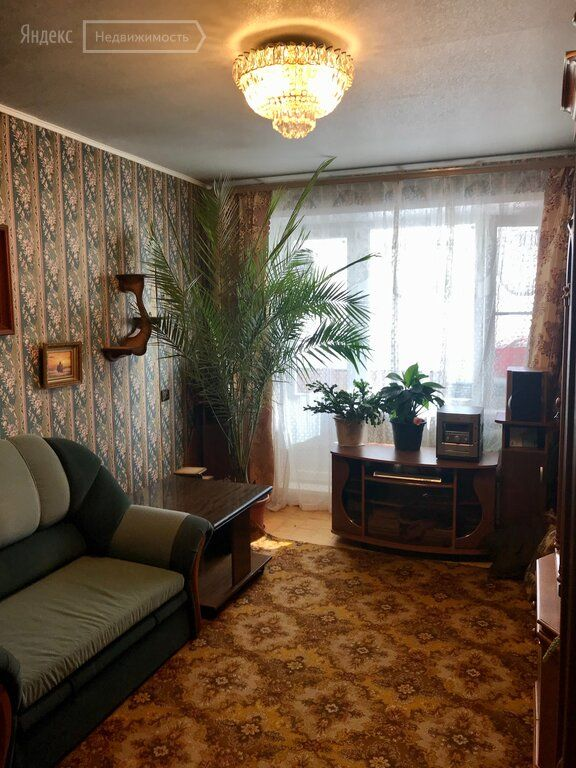Продажа двухкомнатной квартиры поселок Лесные Поляны, улица Ленина 10, цена 3800000 рублей, 2020 год объявление №471537 на megabaz.ru