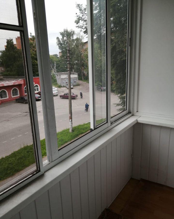 Аренда двухкомнатной квартиры Павловский Посад, улица Герцена 20, цена 15000 рублей, 2020 год объявление №1215163 на megabaz.ru