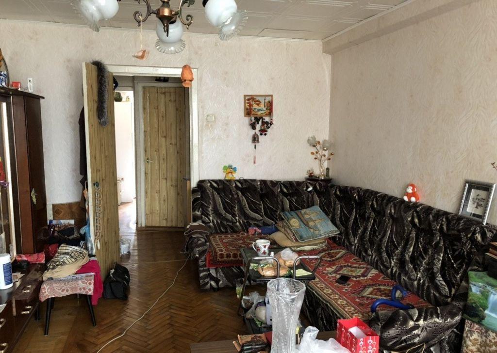 Продажа трёхкомнатной квартиры рабочий посёлок Столбовая, Парковая улица 1, цена 3500000 рублей, 2020 год объявление №412603 на megabaz.ru