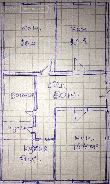 Продажа трёхкомнатной квартиры Москва, метро Тушинская, Волоколамское шоссе 110, цена 16490000 рублей, 2020 год объявление №449989 на megabaz.ru