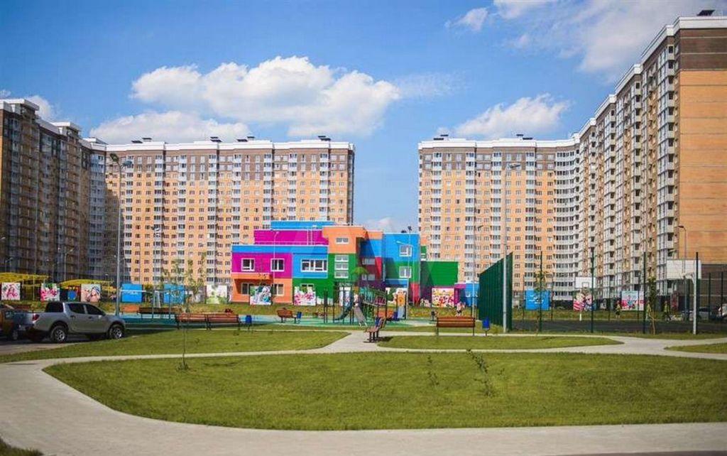 Продажа однокомнатной квартиры Люберцы, улица Камова 5к1, цена 6425674 рублей, 2021 год объявление №620145 на megabaz.ru