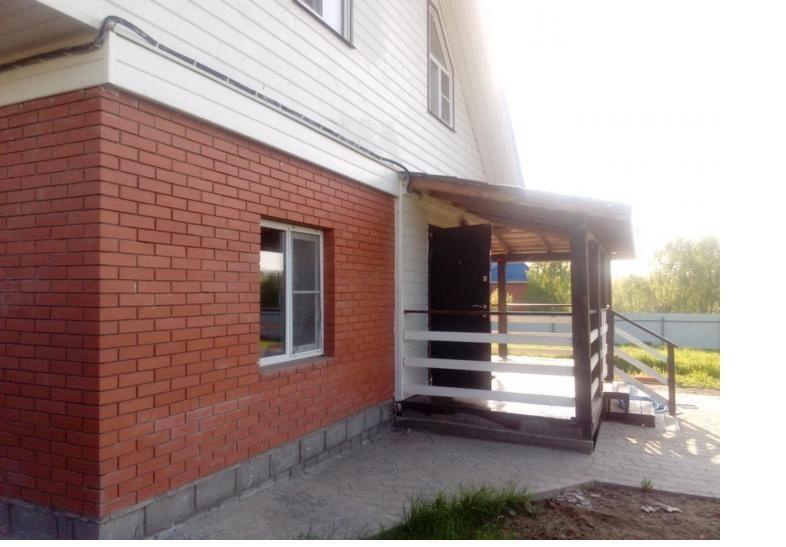 Продажа дома деревня Рыбаки, Садовая улица 61, цена 2000000 рублей, 2020 год объявление №477229 на megabaz.ru