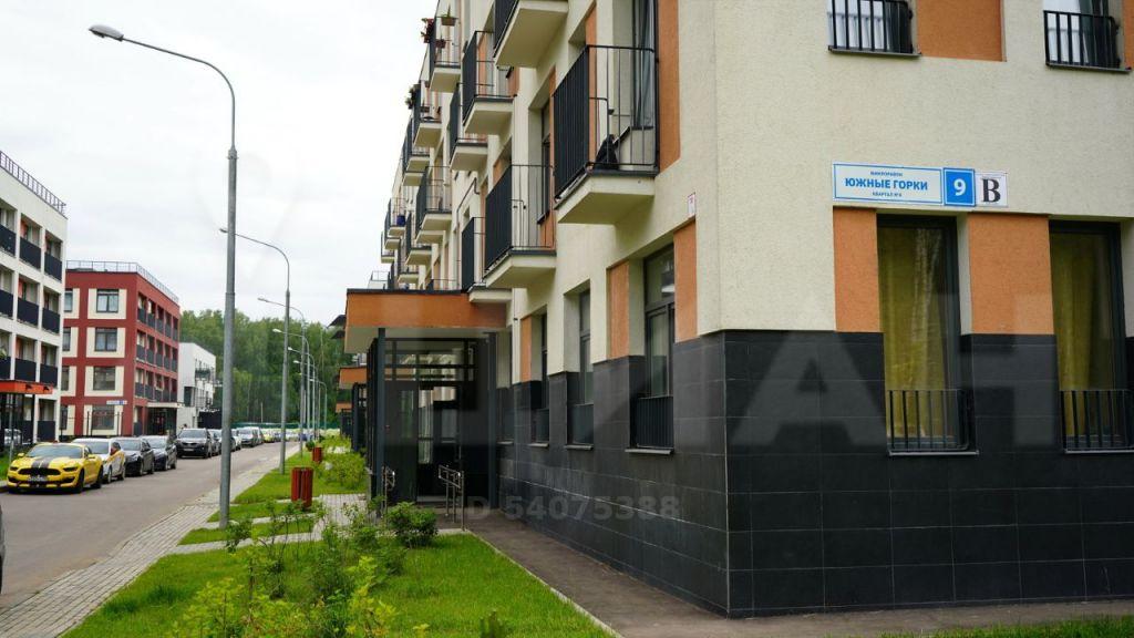 Аренда однокомнатной квартиры поселок Мещерино, метро Домодедовская, цена 23000 рублей, 2021 год объявление №1133174 на megabaz.ru