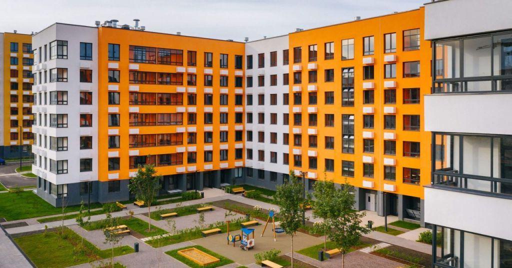 Продажа однокомнатной квартиры село Ильинское, цена 4575680 рублей, 2020 год объявление №482809 на megabaz.ru