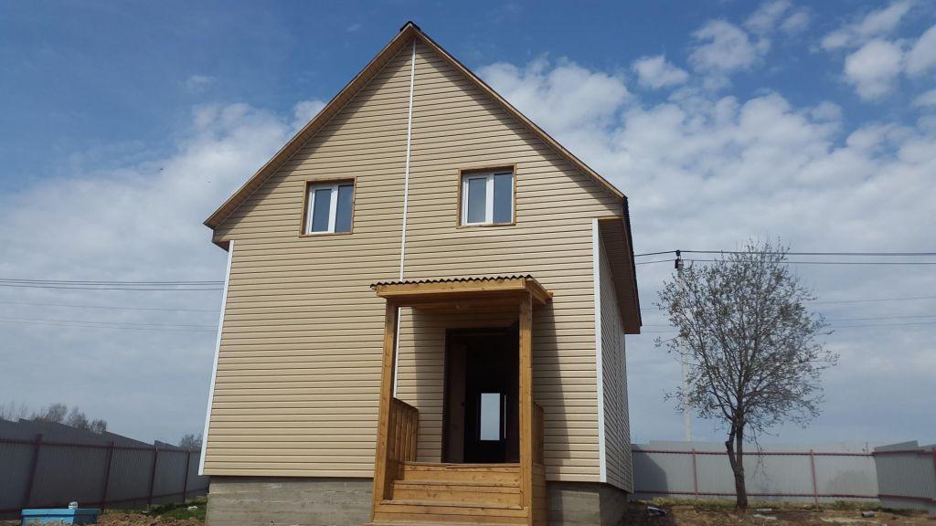 Продажа дома Чехов, цена 2120000 рублей, 2020 год объявление №450240 на megabaz.ru