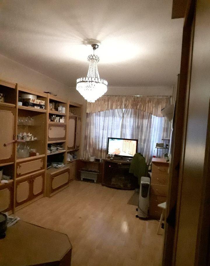 Продажа однокомнатной квартиры Краснознаменск, улица Генерала Шлыкова 8, цена 4950000 рублей, 2020 год объявление №504544 на megabaz.ru