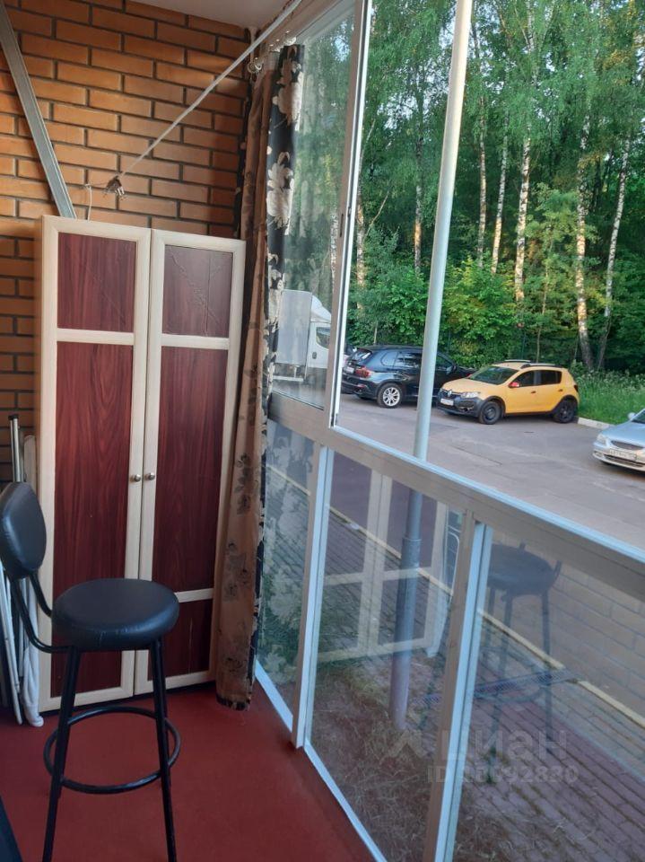Аренда студии деревня Мотяково, цена 17000 рублей, 2021 год объявление №1408606 на megabaz.ru