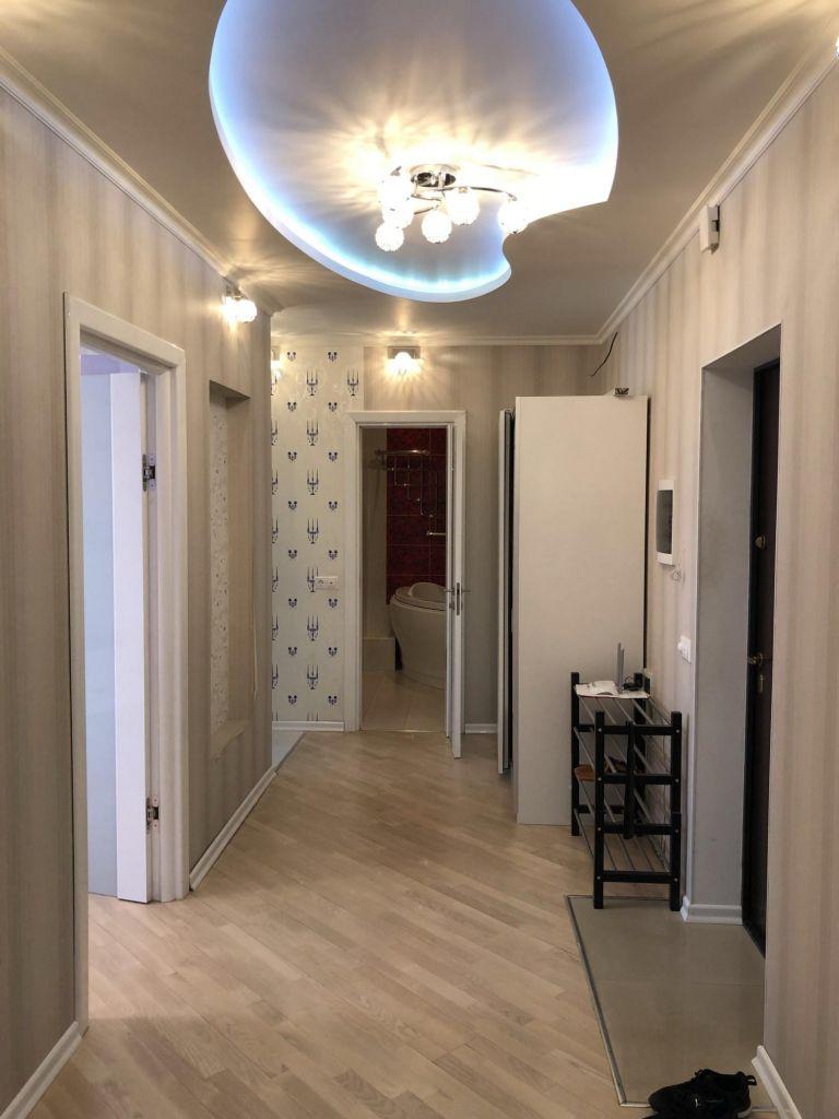 Аренда двухкомнатной квартиры Котельники, Кузьминская улица 19, цена 40000 рублей, 2020 год объявление №1133886 на megabaz.ru