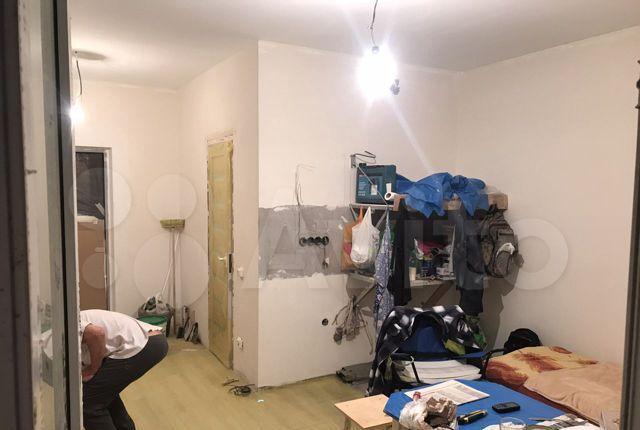 Продажа студии рабочий посёлок Нахабино, 2-я Космическая улица 1, цена 4300000 рублей, 2021 год объявление №555582 на megabaz.ru