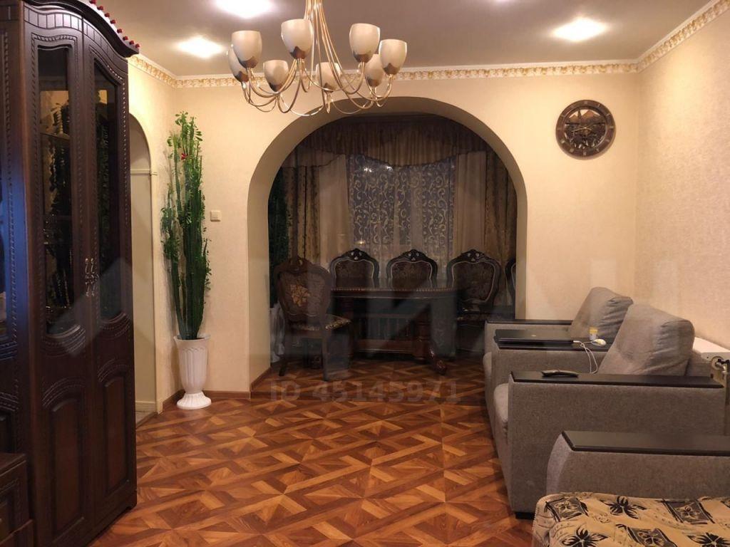 Продажа трёхкомнатной квартиры село Ершово, цена 6200000 рублей, 2020 год объявление №435976 на megabaz.ru