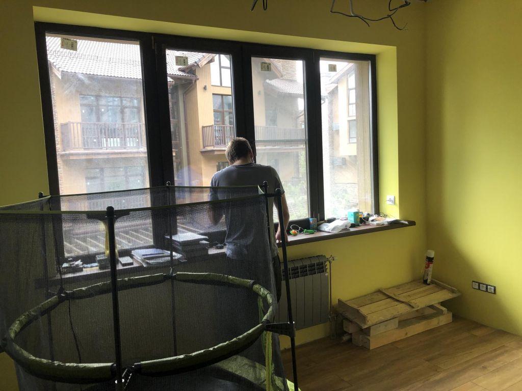 Продажа двухкомнатной квартиры село Павловская Слобода, цена 8100000 рублей, 2021 год объявление №392949 на megabaz.ru