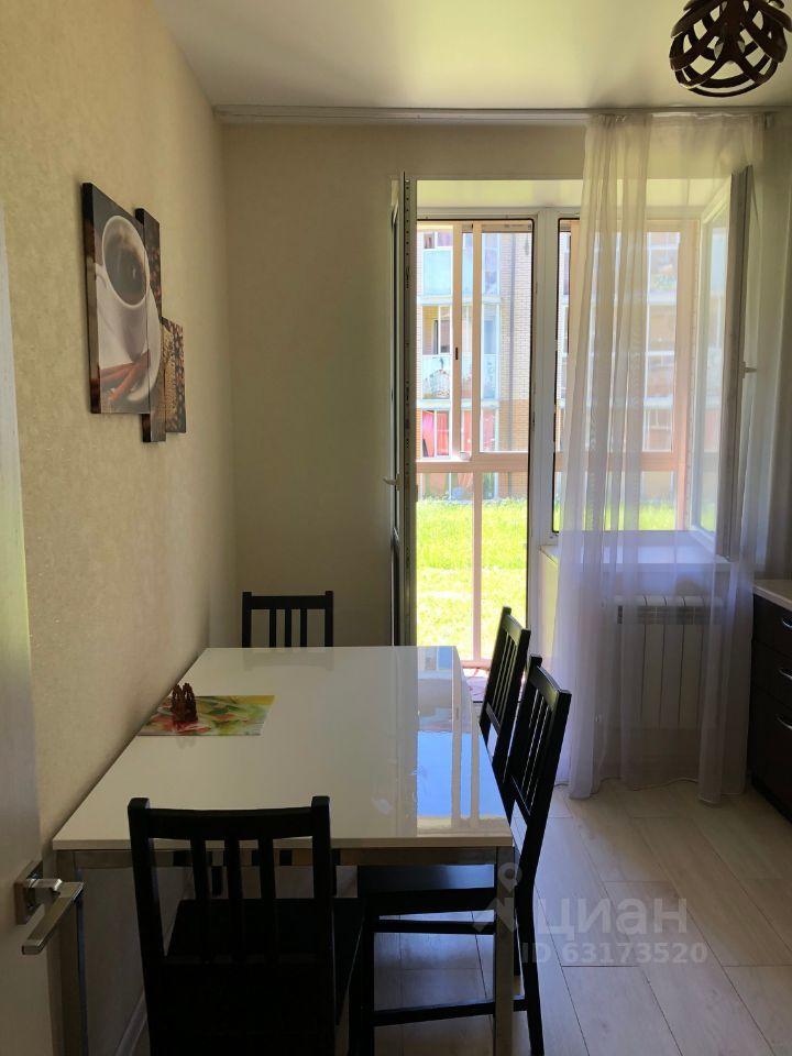 Аренда однокомнатной квартиры деревня Мотяково, цена 24000 рублей, 2021 год объявление №1400674 на megabaz.ru