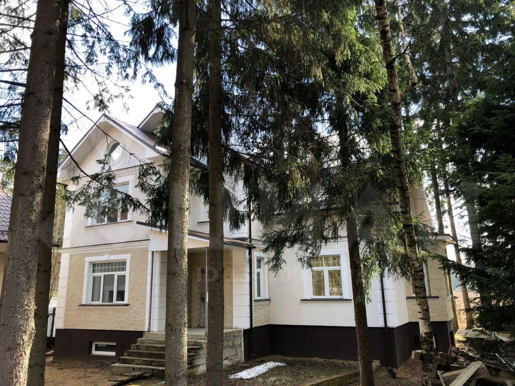 Продажа дома садовое товарищество Лесное, цена 21950000 рублей, 2021 год объявление №444667 на megabaz.ru