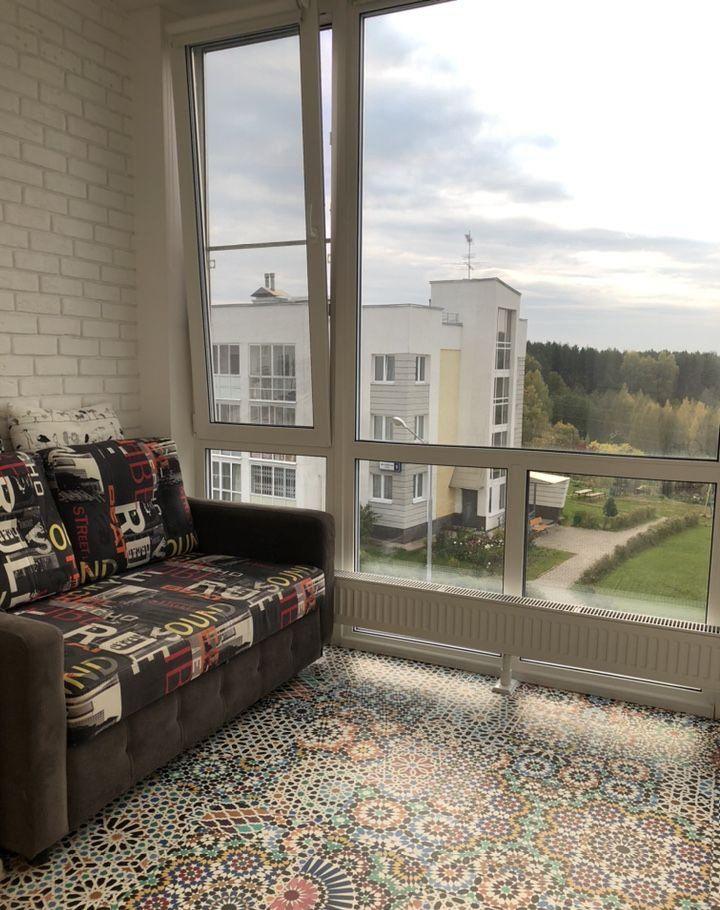 Аренда однокомнатной квартиры деревня Чёрная, цена 25000 рублей, 2021 год объявление №1136394 на megabaz.ru