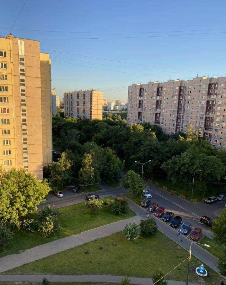 Продажа однокомнатной квартиры Москва, метро Текстильщики, Волжский бульвар 11, цена 8290000 рублей, 2021 год объявление №451337 на megabaz.ru
