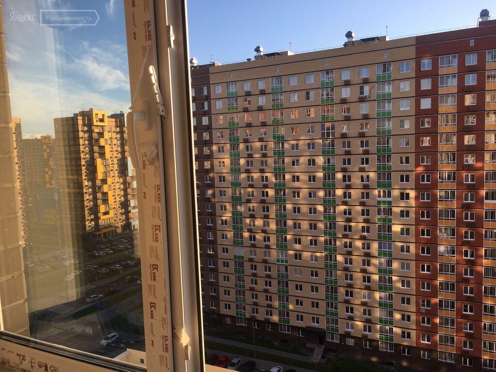 Продажа однокомнатной квартиры деревня Мисайлово, метро Домодедовская, Литературный бульвар 8, цена 4450000 рублей, 2020 год объявление №451287 на megabaz.ru