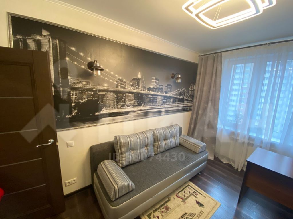 Продажа однокомнатной квартиры Балашиха, метро Курская, Саввинская улица 3, цена 3990000 рублей, 2021 год объявление №498060 на megabaz.ru
