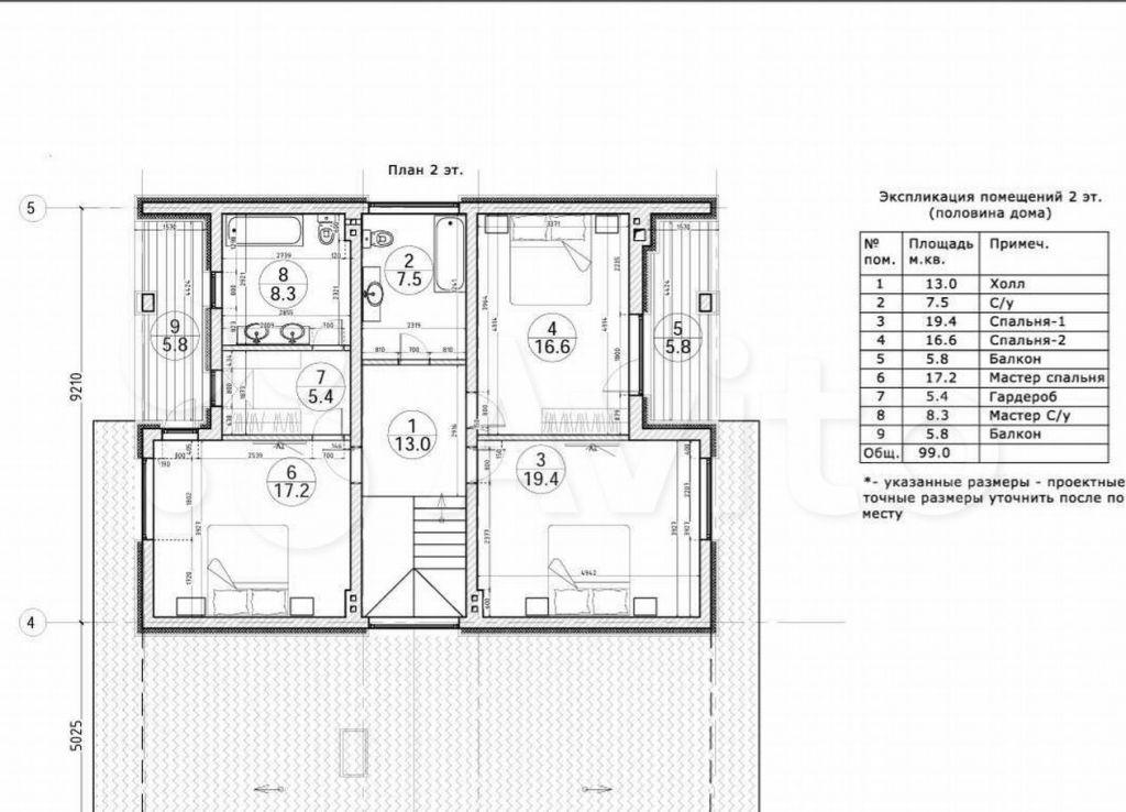 Продажа дома деревня Юсупово, цена 14900000 рублей, 2021 год объявление №581083 на megabaz.ru