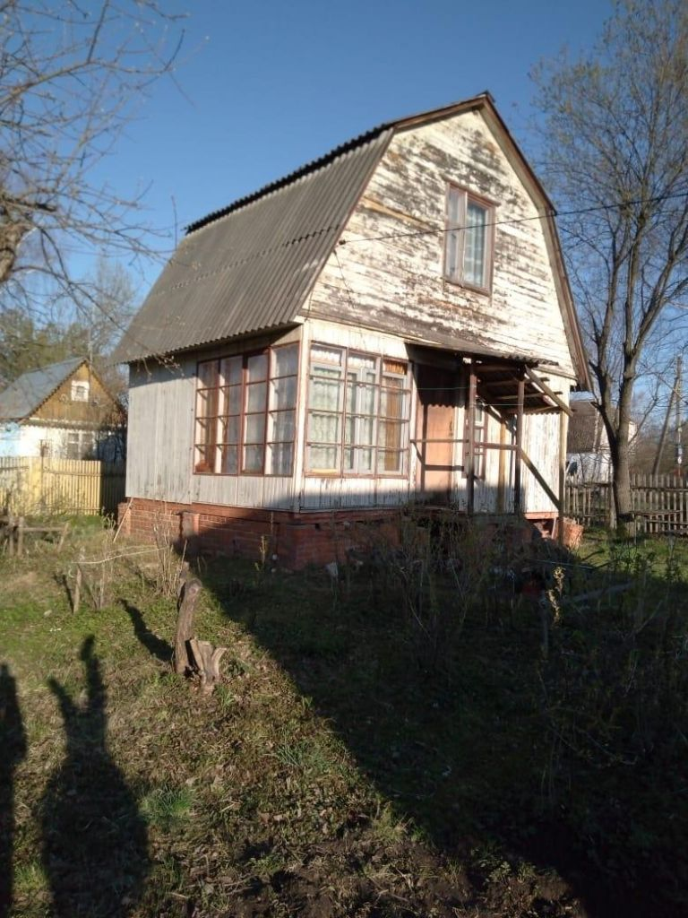 Продажа дома деревня Алфёрово, цена 444444 рублей, 2021 год объявление №359022 на megabaz.ru
