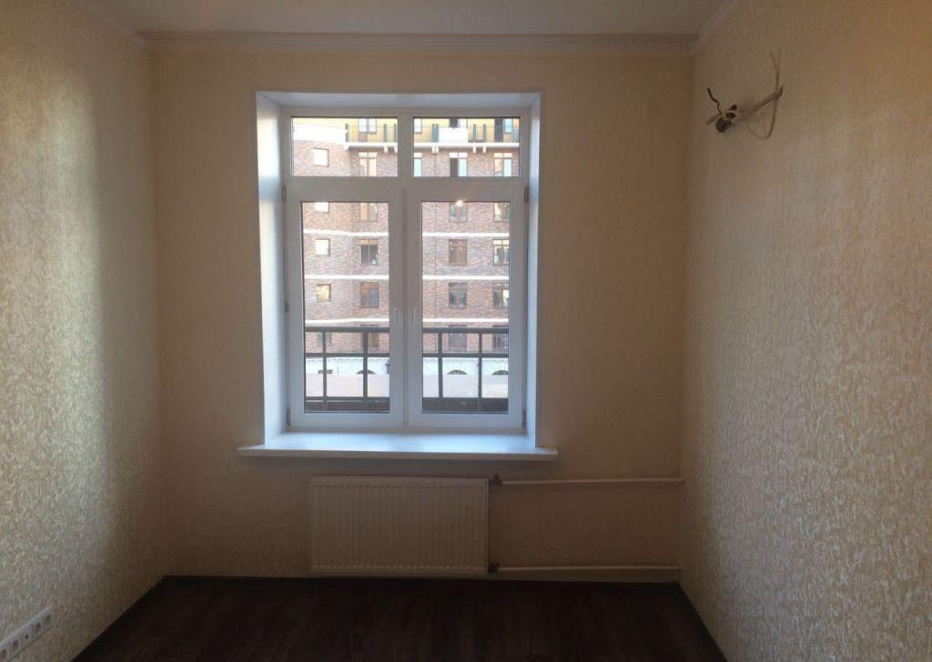 Продажа однокомнатной квартиры деревня Сабурово, Парковая улица 4, цена 4000000 рублей, 2020 год объявление №441788 на megabaz.ru