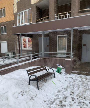 Продажа однокомнатной квартиры поселок Мебельной фабрики, Заречная улица 5, цена 5350000 рублей, 2021 год объявление №588175 на megabaz.ru