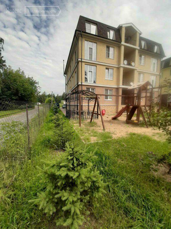 Продажа трёхкомнатной квартиры деревня Черное, метро Новокосино, цена 5190000 рублей, 2020 год объявление №478008 на megabaz.ru