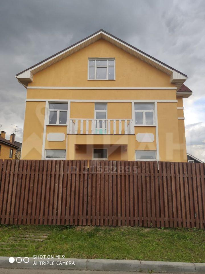 Продажа дома поселок Мещерино, цена 15500000 рублей, 2021 год объявление №351546 на megabaz.ru