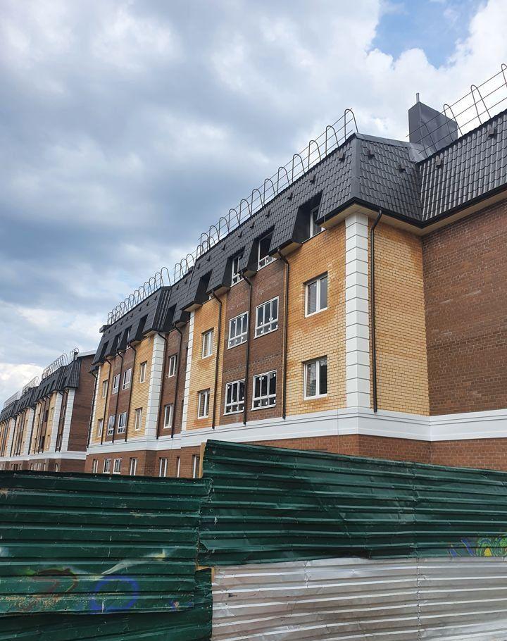 Продажа однокомнатной квартиры Королёв, Полевая улица 19, цена 3350000 рублей, 2020 год объявление №451634 на megabaz.ru