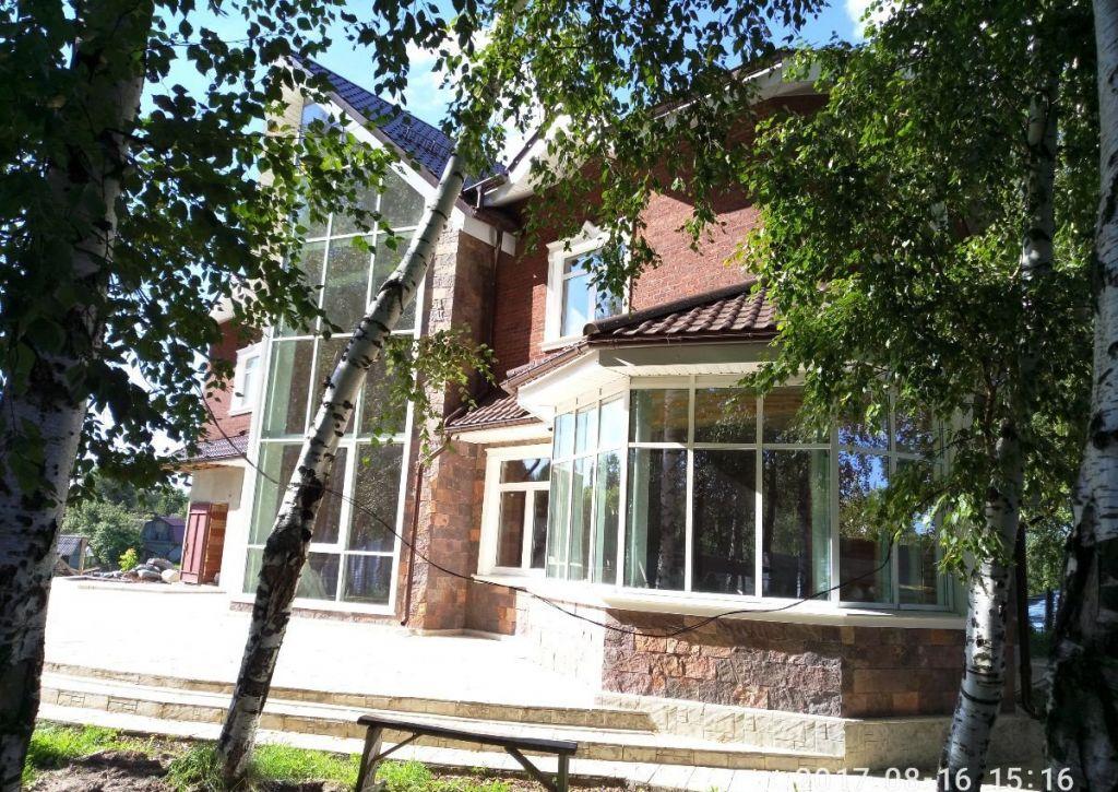 Продажа дома село Тарасовка, Рябиновая улица 1, цена 14500000 рублей, 2020 год объявление №440358 на megabaz.ru