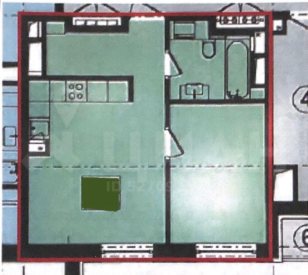 Продажа двухкомнатной квартиры Москва, метро Фили, Большая Филёвская улица 4, цена 13200000 рублей, 2021 год объявление №447720 на megabaz.ru
