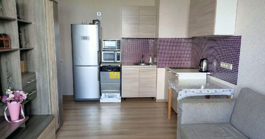 Продажа однокомнатной квартиры деревня Рузино, цена 4600000 рублей, 2021 год объявление №485212 на megabaz.ru