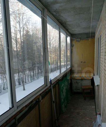 Продажа двухкомнатной квартиры поселок Чайковского, цена 2000000 рублей, 2021 год объявление №586614 на megabaz.ru