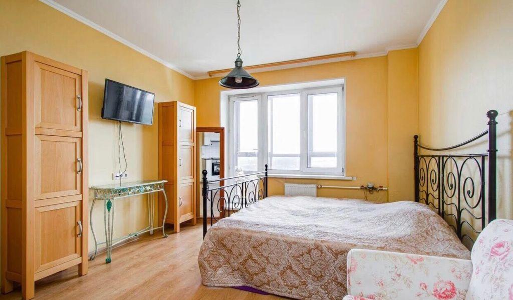 Продажа студии поселок Горки-10, цена 4100000 рублей, 2021 год объявление №448086 на megabaz.ru