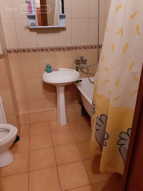 Продажа однокомнатной квартиры Лобня, улица Борисова 14к2, цена 4900000 рублей, 2020 год объявление №506723 на megabaz.ru