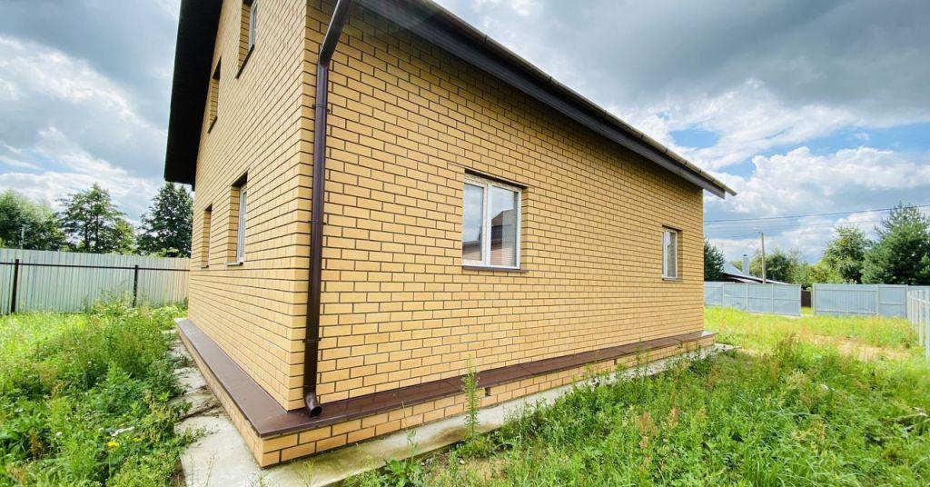 Продажа дома деревня Цибино, Весенняя улица, цена 4500000 рублей, 2020 год объявление №485688 на megabaz.ru