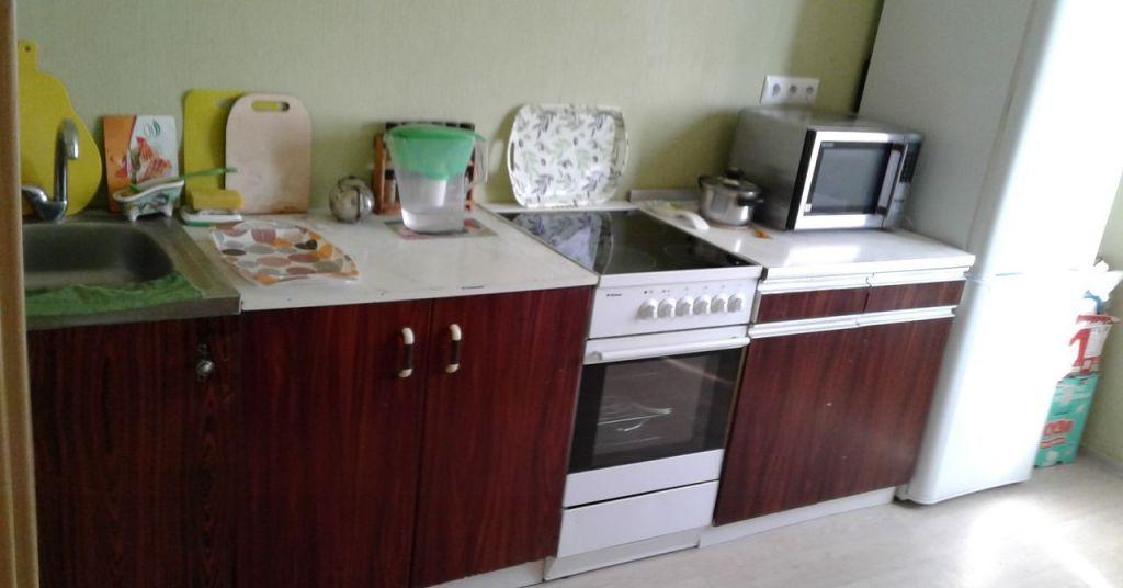 Аренда однокомнатной квартиры деревня Сапроново, цена 25000 рублей, 2020 год объявление №1221754 на megabaz.ru