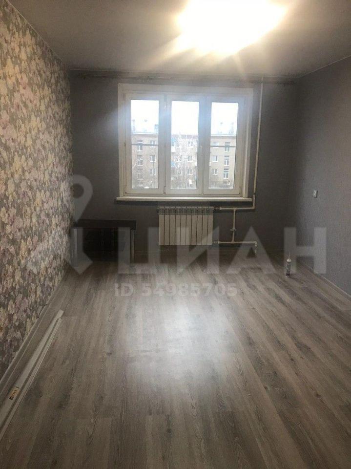 Продажа однокомнатной квартиры рабочий посёлок Тучково, цена 2500000 рублей, 2021 год объявление №452802 на megabaz.ru