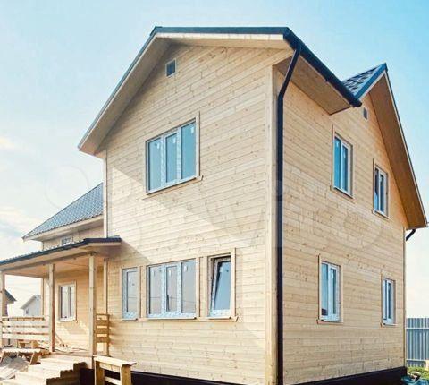 Продажа дома деревня Поповка, Млечная улица 26, цена 3500000 рублей, 2021 год объявление №529407 на megabaz.ru
