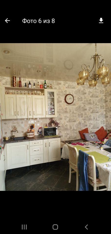 Продажа двухкомнатной квартиры деревня Ермолино, цена 4900000 рублей, 2020 год объявление №454445 на megabaz.ru