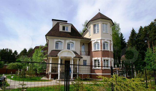 Продажа дома деревня Красновидово, цена 120000000 рублей, 2021 год объявление №585452 на megabaz.ru