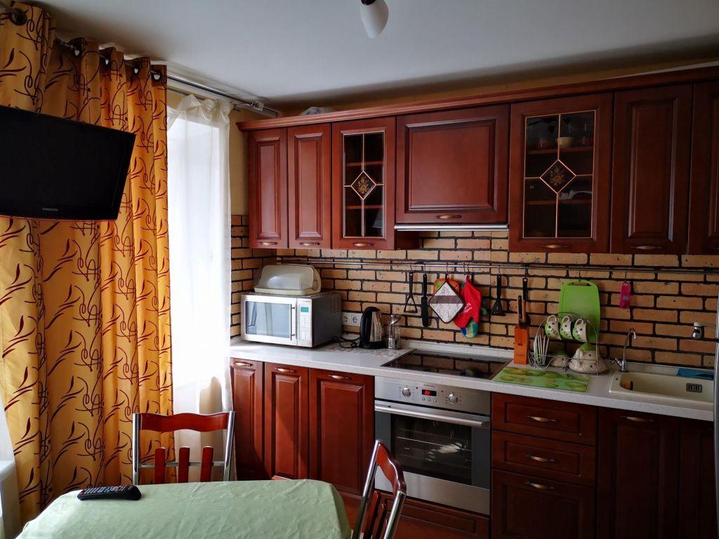 Аренда однокомнатной квартиры деревня Бородино, Варшавское шоссе 1, цена 20000 рублей, 2021 год объявление №1141892 на megabaz.ru