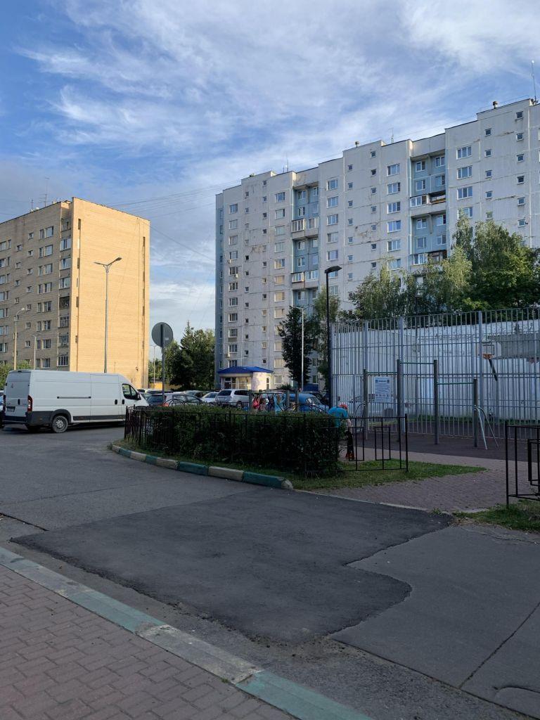 Аренда однокомнатной квартиры поселок Горки-10, цена 25000 рублей, 2020 год объявление №1199939 на megabaz.ru