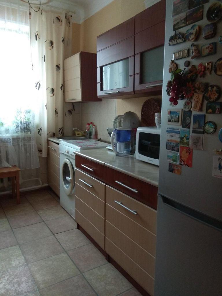 Продажа двухкомнатной квартиры рабочий посёлок Селятино, Спортивная улица 1, цена 2990000 рублей, 2021 год объявление №438559 на megabaz.ru