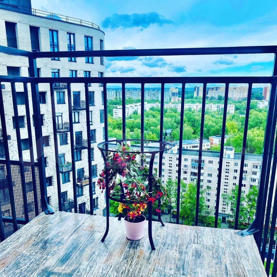 Продажа двухкомнатной квартиры Мытищи, метро Библиотека имени Ленина, Лётная улица 21/2, цена 8600000 рублей, 2021 год объявление №437210 на megabaz.ru
