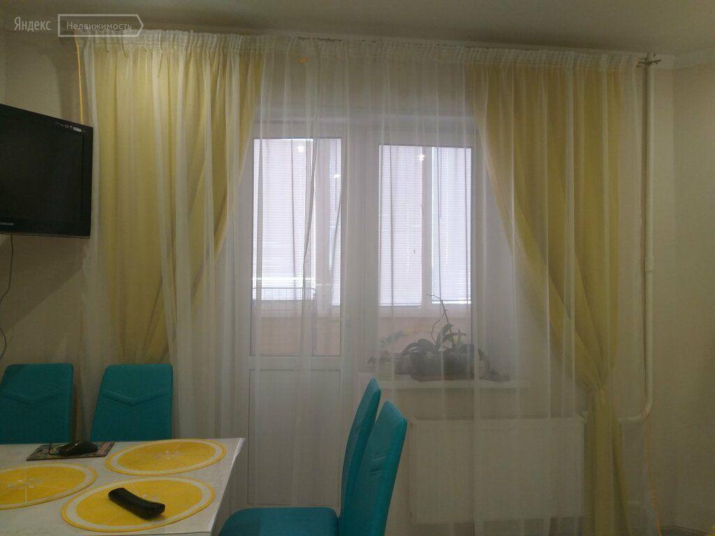 Продажа однокомнатной квартиры Химки, 1-я Лесная улица 6, цена 5800000 рублей, 2021 год объявление №487985 на megabaz.ru
