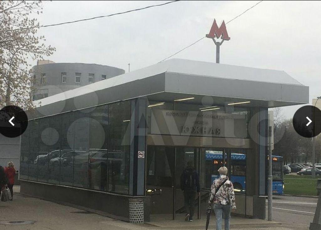 Продажа студии Москва, метро Южная, Днепропетровская улица 3к1, цена 3950000 рублей, 2021 год объявление №654699 на megabaz.ru